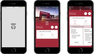 Waschpark App